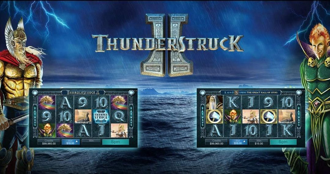 Feel the Thundering world of Thunderstruck II